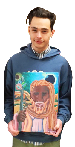 Zane Peters, 2016 Young Artist Winner